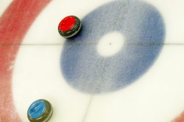 Curling Ice